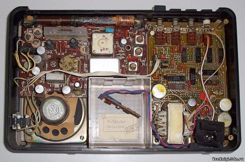 Радиоприемники «Вега-407» и «